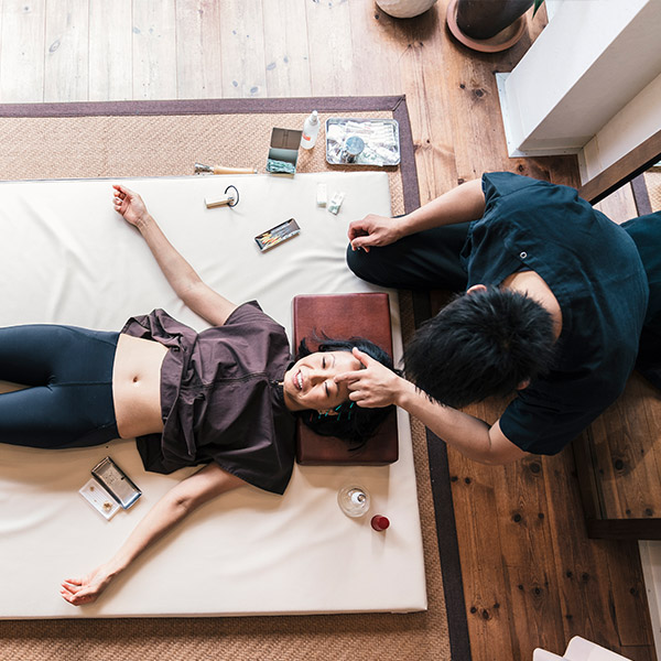 Skupinska akupunktura