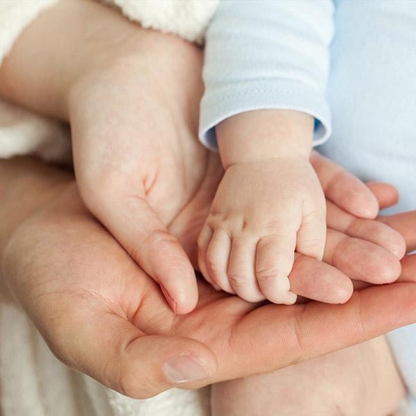 Partnerjeva podpora pri porodu - delavnice