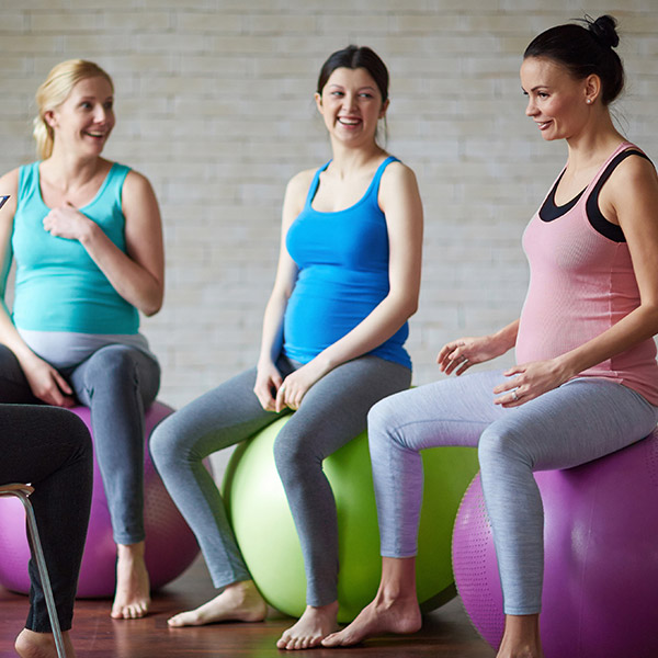 Vadba za nosečnice